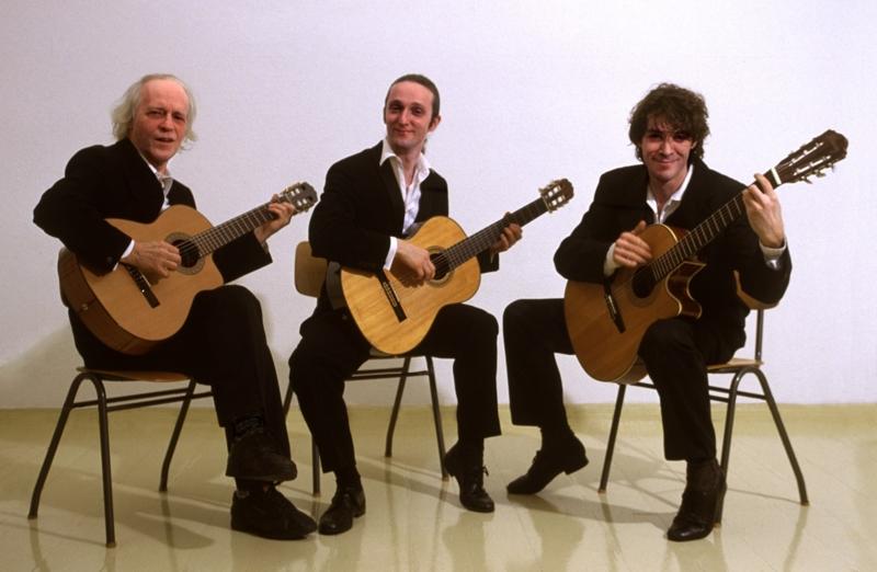 SIDE BY SIDE Gipsy-Jazz - klassische Gitarre