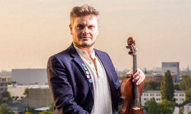 Aletchko · Der virtuose Geiger aus Berlin … Balkan, Orient